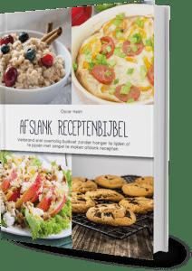 afslank-receptenbijbel voorbeeld