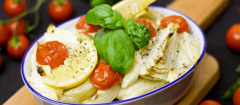 Zelf een vegetarische koolhydraatarme venkel recept maken? Het bestaat!