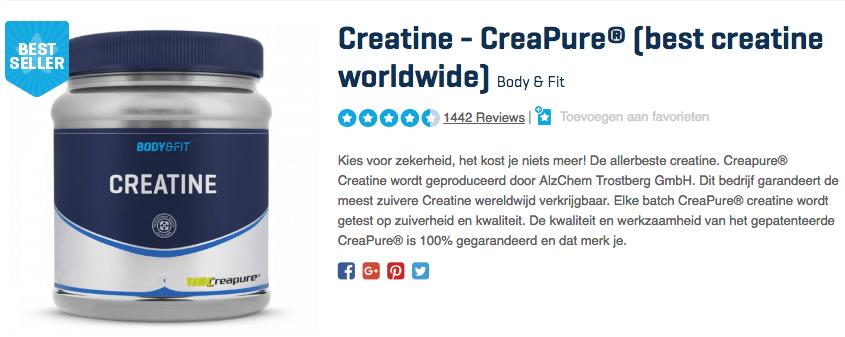 Creatine - CreaPure
