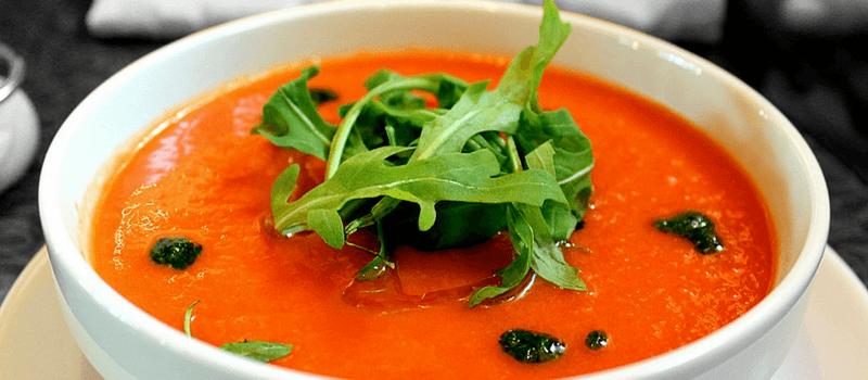 Koolhydraatarm Gazpacho een verfrissende koude soep die je niet kunt missen! (Tip)