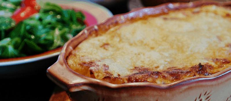 Recept voor lasagne? Deze is lekker én gezond om te proberen!