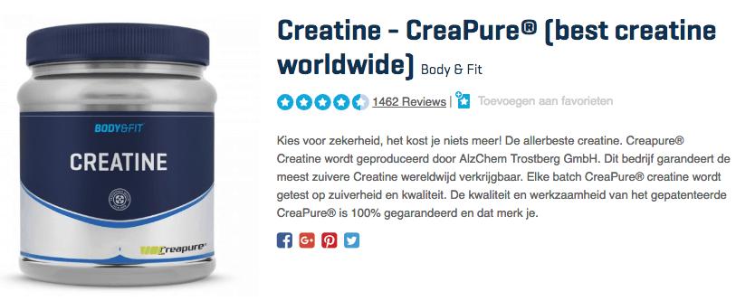 Koop Creatine Creapure