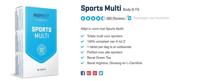 Koop Sports Multi