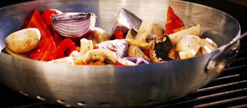 Koolhydraatarme linzen en gemengde groenten? Heerlijk en erg gezond!