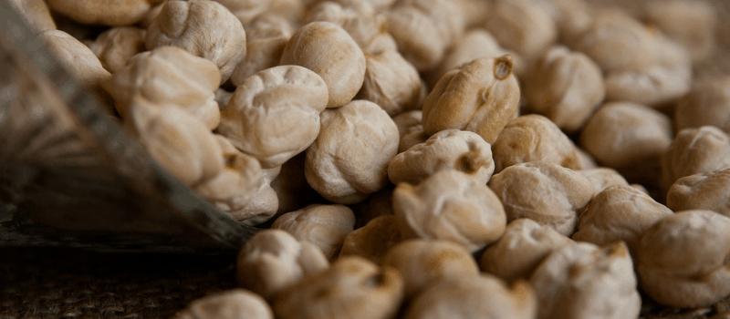 Zelf hummus maken met kikkererwten 800x350px