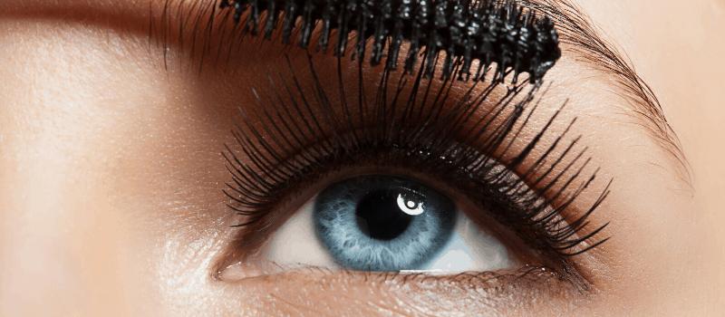 Waterproof mascara niet tegelijkertijd gebruiken