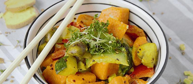 Groene curry maken 800x350px