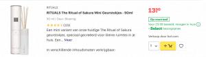 Beste RITUALS The Ritual of Sakura Mini Geurstokjes - 50ml review