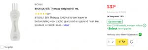Top 1 BIOSILK Silk Therapy Original 67 mL review
