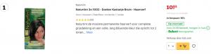 Top 1 Naturtint 3n 1002 - Donker Kastanje Bruin - Haarverf review