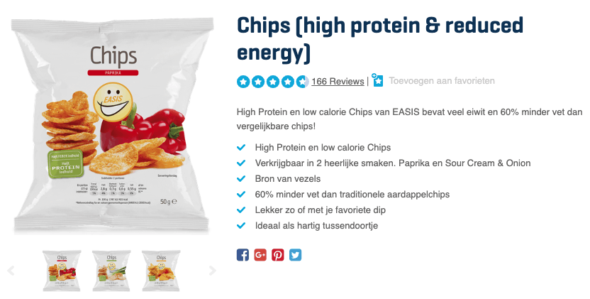 Top 2 Chips (high protein & reduced energy) reviews