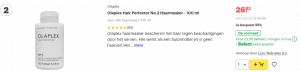 Top 2 Olaplex Hair Perfector No.3 Haarmasker - 100 ml review