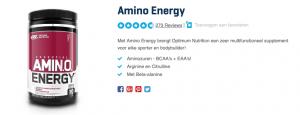 Top 3 Amino Energy reviews