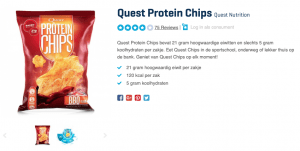 Top 3 Quest Protein Chips Quest Nutrition review