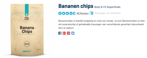 Top 4 Bananen chips Body & Fit Superfoods reviews
