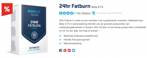 Top 1 24hr Fatburn Body & Fit reviews