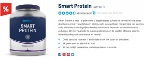 Top 1 Smart Protein Body & Fit review
