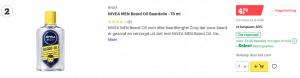 Top 2 NIVEA MEN Beard Oil Baardolie - 75 ml review