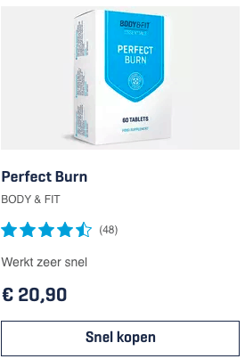 Top 3. Perfect Burn BODY & FIT review