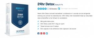 Top 4 24hr Detox Body & Fit review
