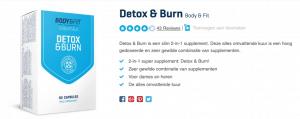 Top 5 Detox & Burn Body & Fit review