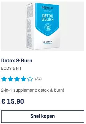 Top 2 Detox & Burn BODY & FIT review