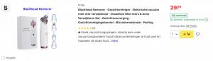 top 5 Blackhead Remover - Gezichtsreiniger review