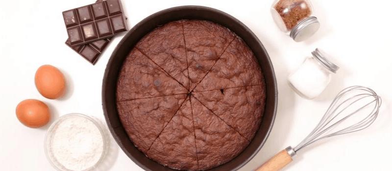 Chocoladetaart maken 800x350px