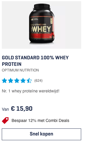 Top 2 GOLD STANDARD 100% WHEY PROTEIN OPTIMUM NUTRITION review