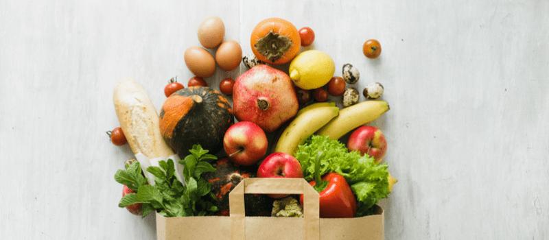 Wat is de perfecte verhouding tussen koolhydraten, eiwitten en vetten per dag 800x350px