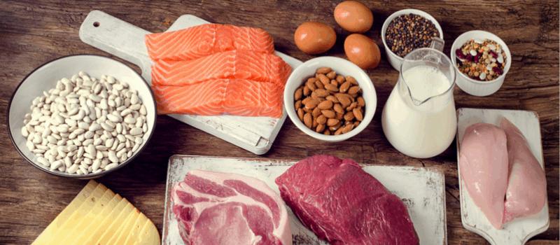 Hoeveel eiwitten per dag bij koolhydraatarm dieet