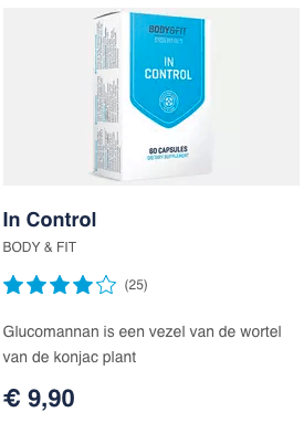 Top 4 In Control BODY & FIT review