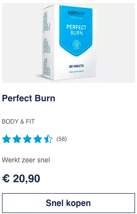 Top 5 Perfect Burn BODY & FIT review