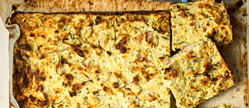 Frittata maken met chorizo (2)