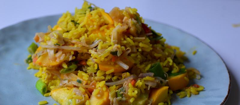 Nasi Recept Vegetarisch maken