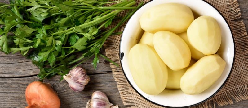 Wat doet een aardappelschrapmachine