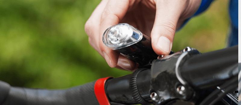 Oplaadbare USB Led Fietslamp kopen