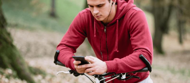 Waarom een telefoonhouder voor je fiets een must is