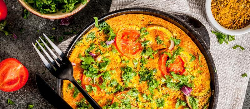 Geroosterde groente masala