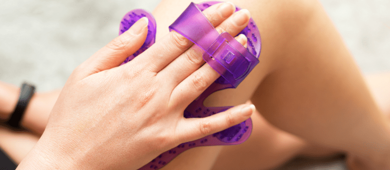 Beste Massagehandschoen