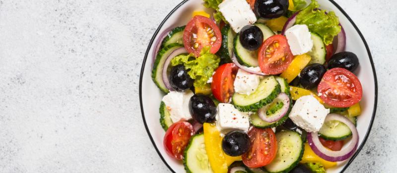 Cyprus salade
