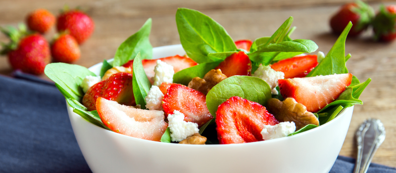 Fruitige salade