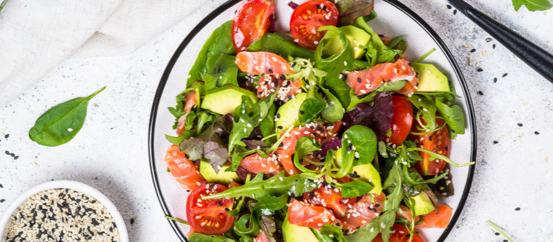 Simpele Zomerse Salade
