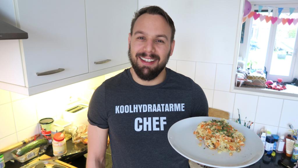 Heiko Koolhydraatarm Chef