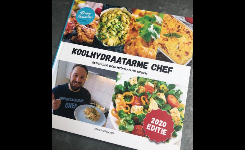 KHA Chef hardcover boek