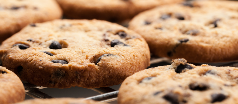 Koolhydraatarme chocolade koekjes (1)