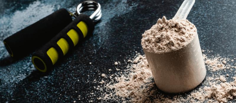 Niet-natuurlijke spierversterkers uit voedingssupplementen