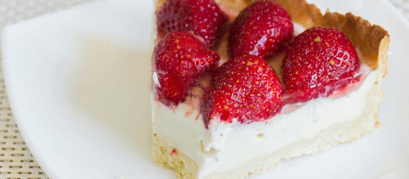 Koolhydraatarm taart maken