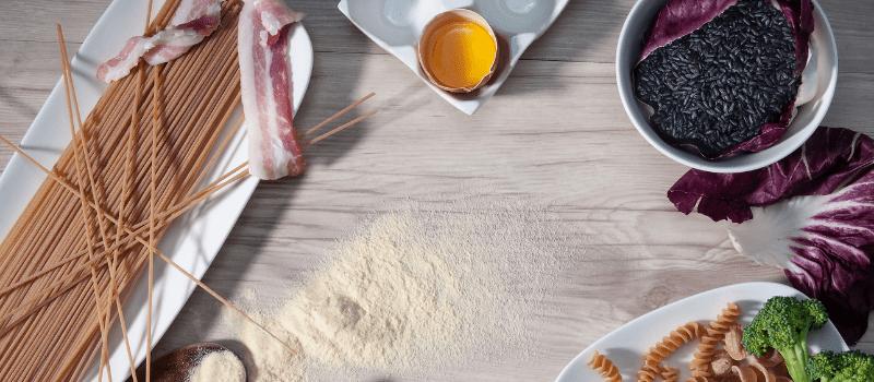 Koolhydraatarme pasta recept
