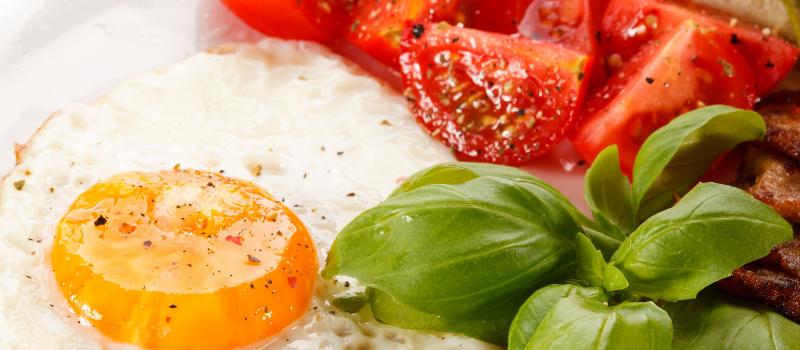 Koolhydraatarm dieet ontbijt maken